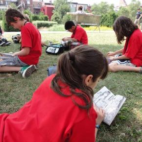 Camp de jour de la Grande Bibliothèque : inscriptions dèsmaintenant!