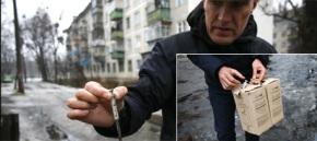 Ce mercredi 9 avril de 13h à 16h – L'Asso des familles sera du BLITZ de récupération de seringues à latraîne