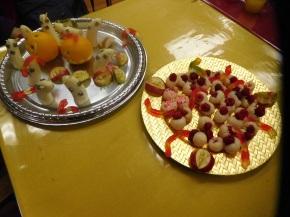 Atelier d'Halloween : Une soirée bien remplie encréativité!