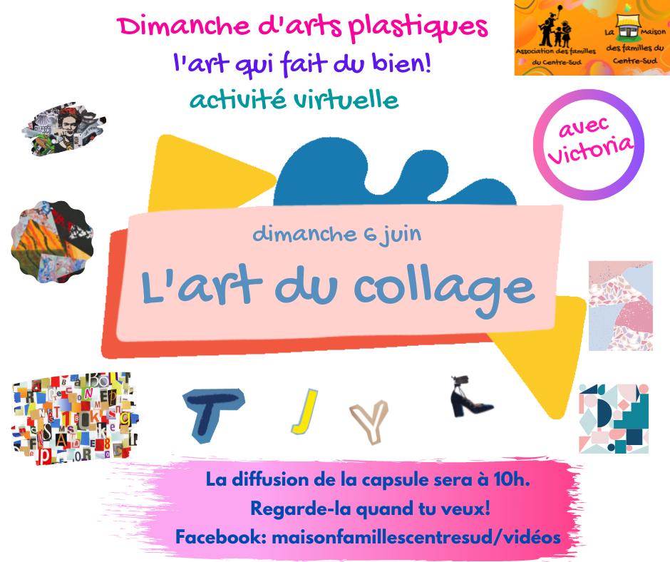 arts, bricolage, collage, enfants